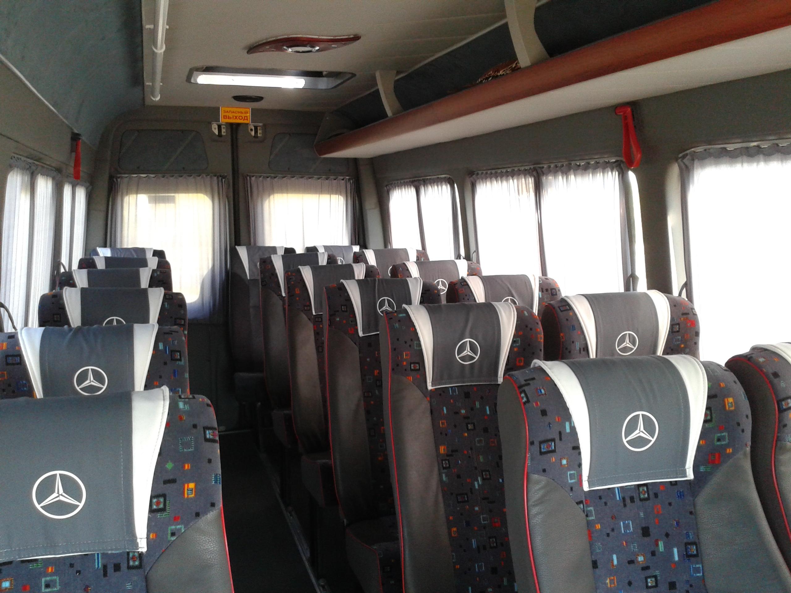Пассажирские перевозки по СНГ и Европе.